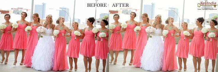 Wedding Photo Retouching by KeyIndia Graphics