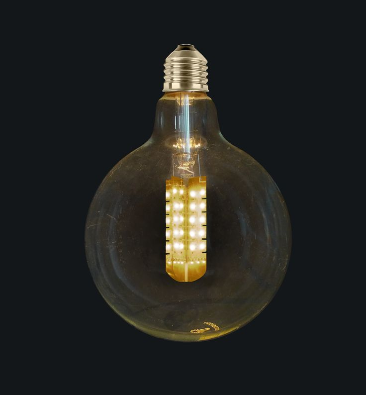 Our new 9W G125 LED Light bulbs 2200K