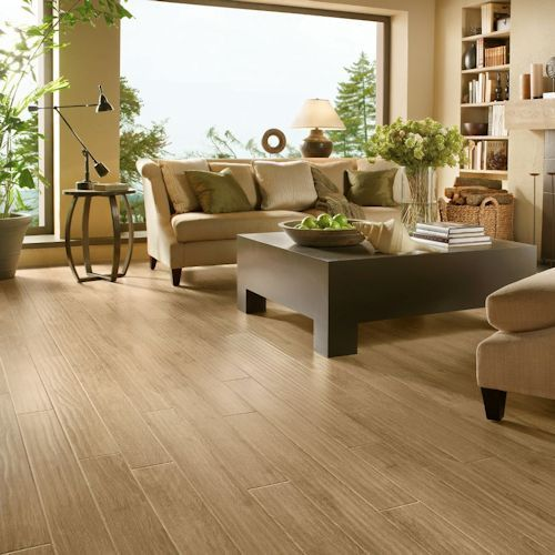 laminate floors armstrong laminate flooring coastal living sand dollar oak - Flooring Options For Kitchen And Living