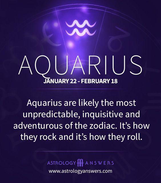 Aquarius DAILY Horoscope - Today AND Tomorrow's Reading ...