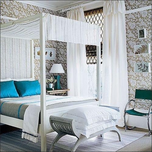 Die besten 25+ Himmelbetten Ideen auf Pinterest Schutzdächer - romantisches schlafzimmer mit himmelbett gestalten