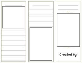 1000 ideas about teacher brochure on pinterest meet the for Teacher brochure template