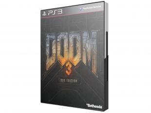 """Oferta! DOOM 3: BFG Edition é a coletânea definitiva dos grandes jogos que definiram o gênero de tiro em primeira pessoa (FPS). Esta compilação inclui DOOM, DOOM 2, DOOM 3 e DOOM 3: Ressurection of Evil, além do episódio inédito """"Lost Mission"""". Todo o conteúdo de DOOM 3 foi remasterizado para os consoles e PCs da atualidade, proporcionando uma experiência única."""