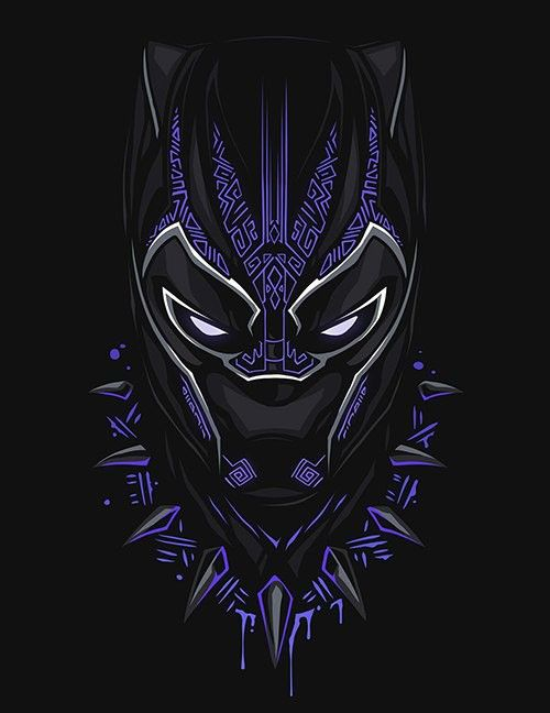 Pin By On Wallpaper Black Panther Marvel Black Panther Marvel