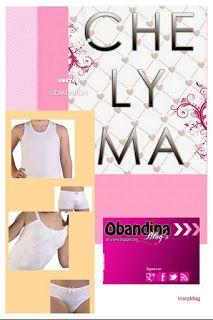 Obandina Blog´s: Sorteo Conjunto Lenceria Niño y Niña con Chelyma
