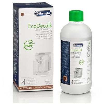 DeLonghi Natural Descaler Cleaning Supply Coffee, 1 Ib
