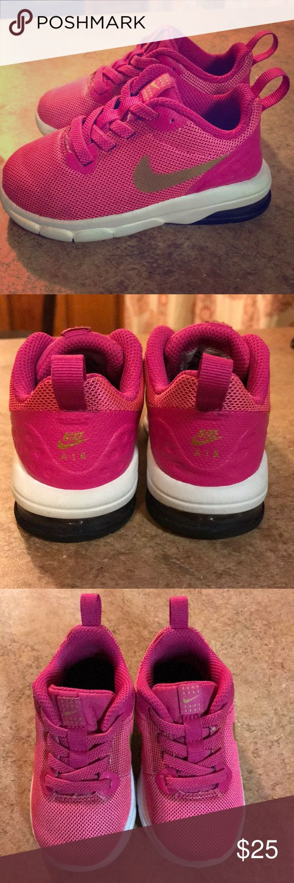 Toddler Nike Shoes Toddler girls, worn a few times. Nike Shoes Sneakers http://feedproxy.google.com/fashionshoes1