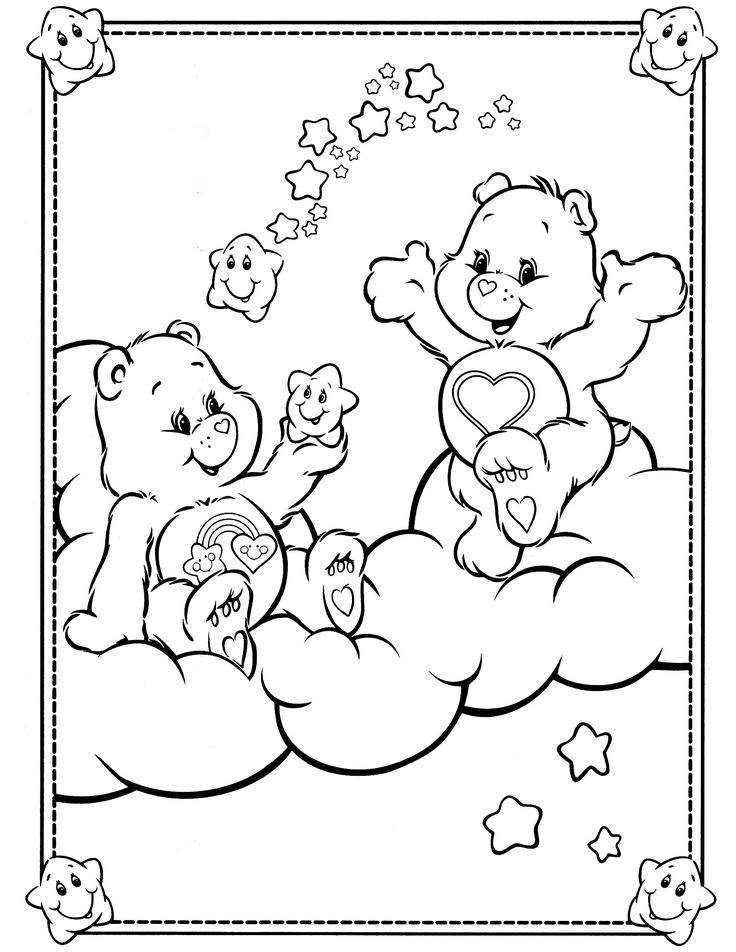 48 best images about care bears
