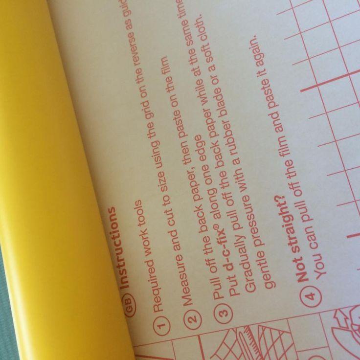 GØY!          Vi har fått kontaktpapir inn i butikken,   og måtte selvfølgelig teste produktet.         Her kommer litt tips og triks om d...