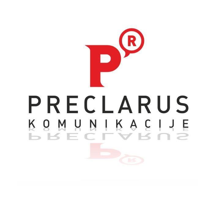 logo for PR company