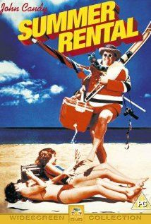 Summer Rental (1985) - Watched this today on Amazon Instant Video.  John Candy was so funny!  #80s #johncandy