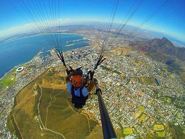 "Check out more sweet pics like these, who made them, and the stories behind them: instagram.com/capetownmag. Are you on Instagram? Tag one of your great pics with#CapeTownMag and we might just feature your image. The picture of the week for the winning #capetownmag feature!   ""Another magic thermal 1000m above Cape Town.""   featuring @martin.jovanoski ."