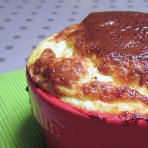 Légèreté & Gourmandises: Souffle au fromage (5 PP)