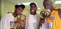 #Lakers #Kobe #Magic #Shaq
