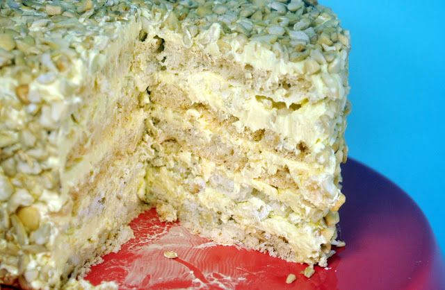 How To Bake Sansrival Cake