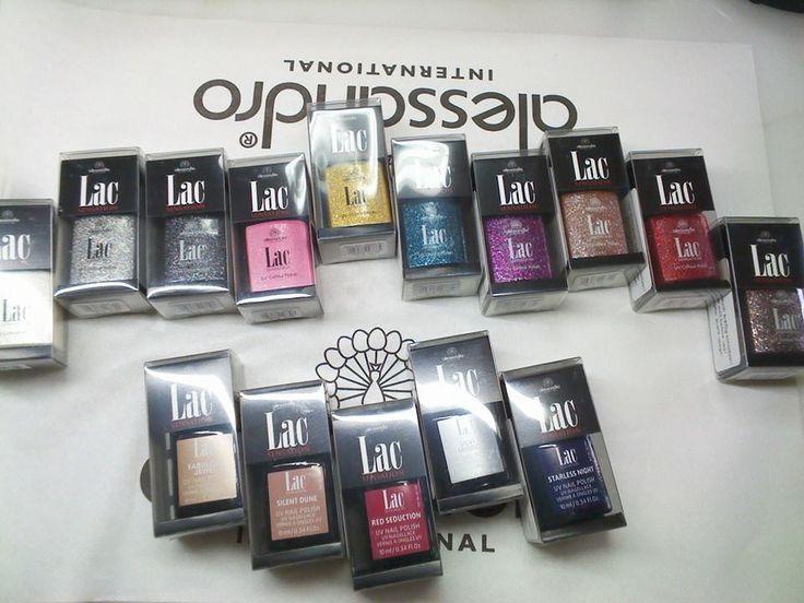 Lac Sensation: So many colours!!  #alessandrointernational #alessandroGR #alessandronails #lac #gel #love #manipedi