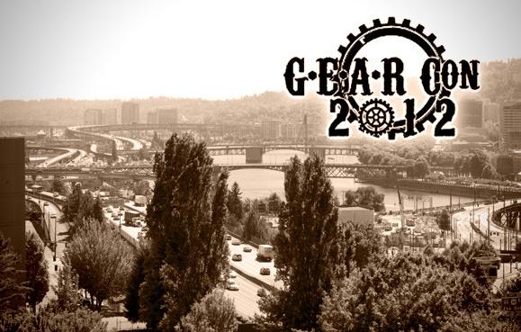 PDX GearCon 8/17-8/19 in Portland, OR #Xerposa