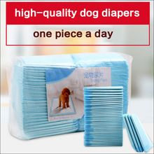 2016 hot sale Absorbent pet Diapers Dog Cat Indoor Toilet Training Pads size S-XL thick pet disapers for chihuahua freeshipping