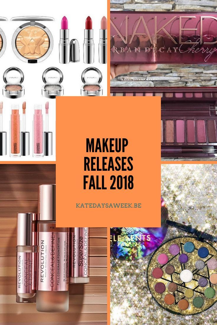 Urban Decay Holiday 2019 Makeup Collection