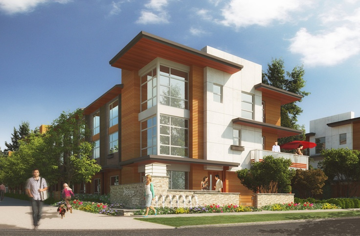 Breeze | Community of vibrant townhomes in South Surrey