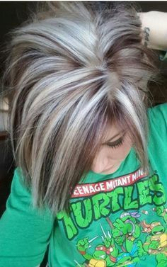 The 25 best frosted hair ideas on pinterest grey hair to golden image result for transition to grey hair with highlights pmusecretfo Choice Image