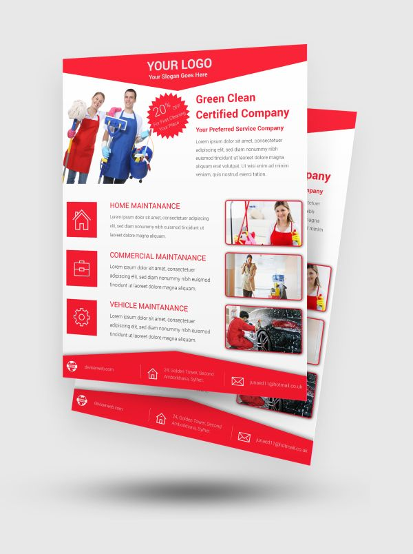 Идей на тему «Cleaning Agency в Pinterest» 1000+ Макет сайта - cleaning brochure template