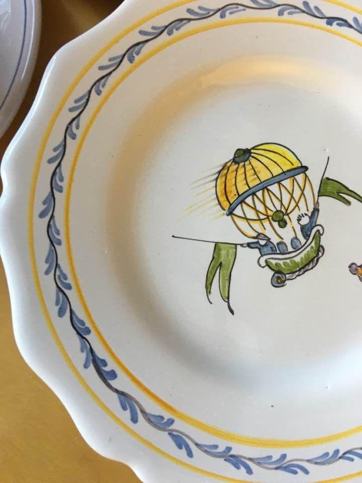 Dinnerware Dinner Ware Cutlery Flatware Tableware & 9 best New arrivals at DBFL - Pierre Deux Majolica Dinnerware images ...