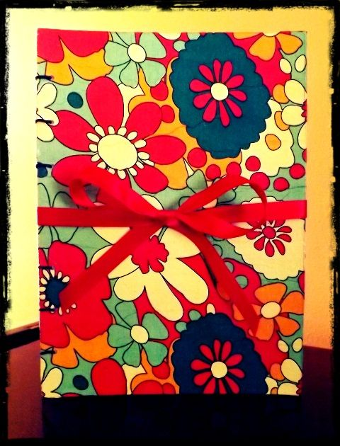 "Agenda Personalizata ""Happy Hippie"" - http://paintynotes.ro/happy-hippie/"
