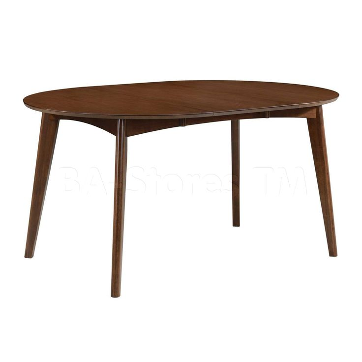 Modern Wood Dining Room Table best 25+ round extendable dining table ideas on pinterest | round