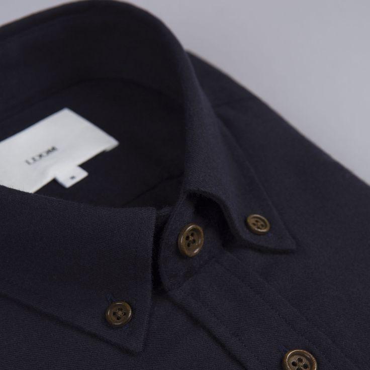 La chemise en flanelle