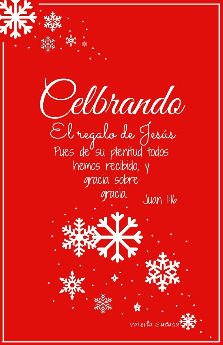 Navidad Jesús  Celebrando.... en español