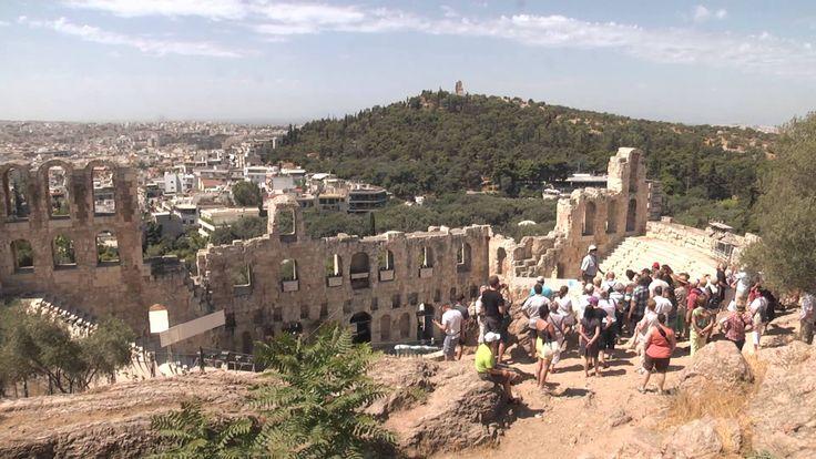 VIAJE EUROPAMUNDO: Kalambaca - Delfos - Atenas