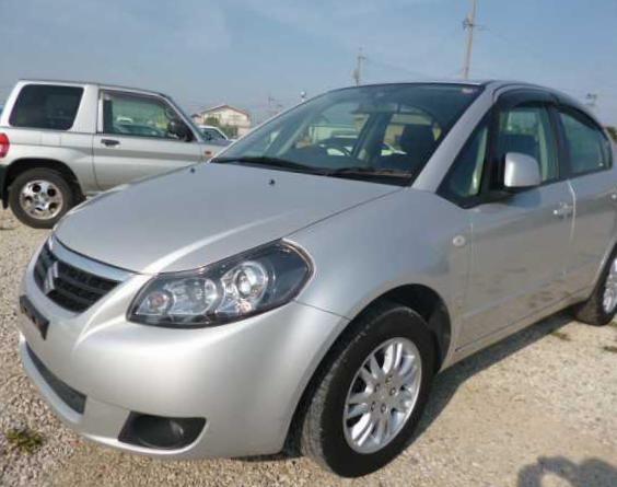 Suzuki SX4 Sedan Specifications - http://autotras.com