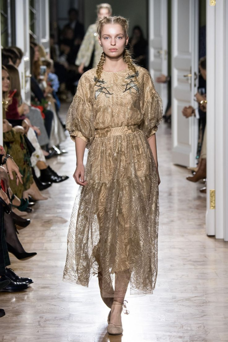 Alena Akhmadullina SS 2018 / Ready-To-Wear / НЕДЕЛЯ МОДЫ: Москва #tzniut #kosher #modestfashion #fashion #tzniutisthenewblack