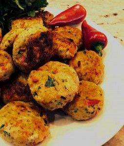 Emma Evans' Spicy Thai Fish Cakes