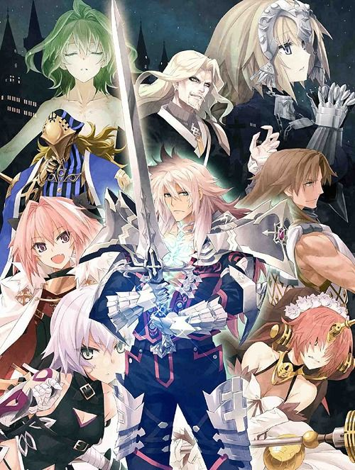Anime Review: Fate/Apocrypha (2017)