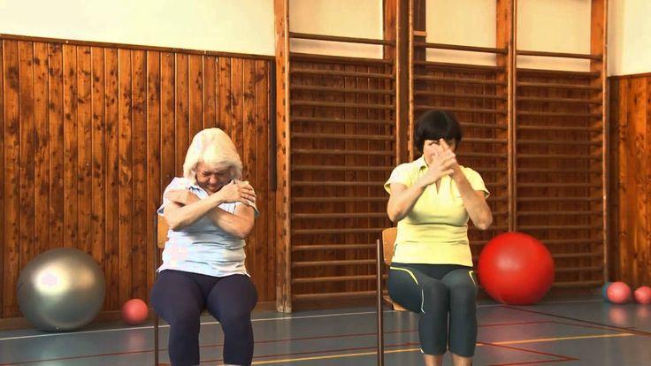 Paže - Cvičením proti bolesti - 9. díl