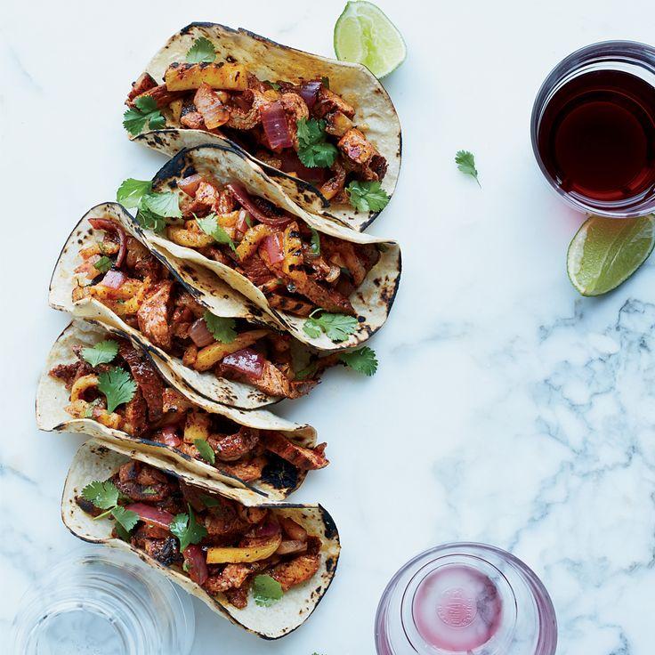Tacos al Pastor | Food & Wine