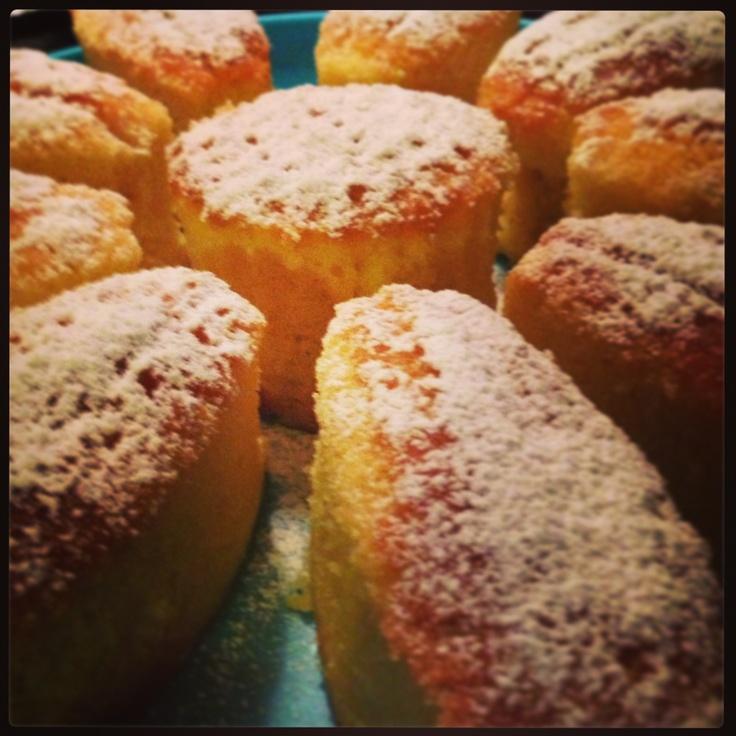 Torta petalo margherita-daisy cake!