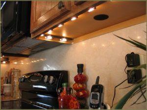 Led Under Cabinet Lighting Direct Wire 120v