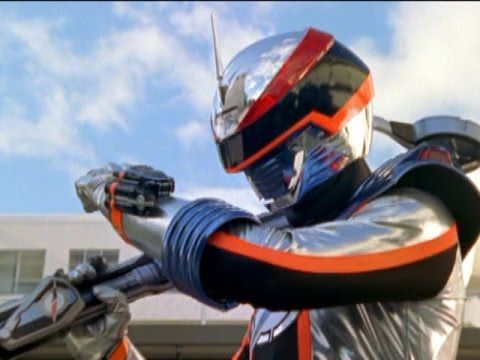 Mercury Ranger's First Morph and Fight (Power Rangers Operation Overdrive)