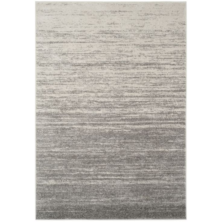 Safavieh Adirondack Modern Light Grey/ Dark Grey Rug (8' x 10')