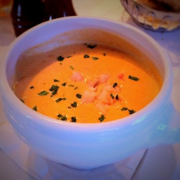Lobster Bisque-Brio Tuscan Grille Copycat Recipe