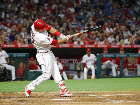 Angels' Trout gets milestone hit Mike Trout has collected his 1,000th career hit on his 26th birthday. The Los Angeles Angels' two-time AL MVP reached the milestone with a double down the left-field line in the fourth inning Monday night against Dylan Bundy and the Baltimore Orioles. Trout... - #Baseball, #Milestone, #News, #Notes, #Reaches, #Trout