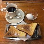 珈琲舎 バン 伊勢丹会館店 (BUN) - 新宿/コーヒー専門店 [食べログ]