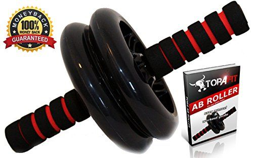Ab Roller Plus Workout Equipment for abdominal exercise Ideal For Lose Belly Fat and six pack Slide Abs ab machine Evolution Knee Mat For Men and Women Navy Seal High Quality Go Now -- Details can be found by clicking on the image.