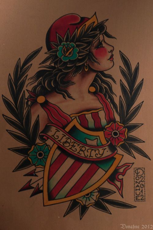 liberty tattoo - Google Search