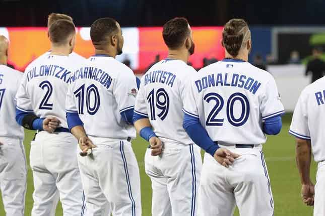Toronto Blue Jays manager John Gibbons was goofing around – just a bit, anyway – when discussing the importance of getting a win here on Saturday against the Cleveland Indians to level things off in…