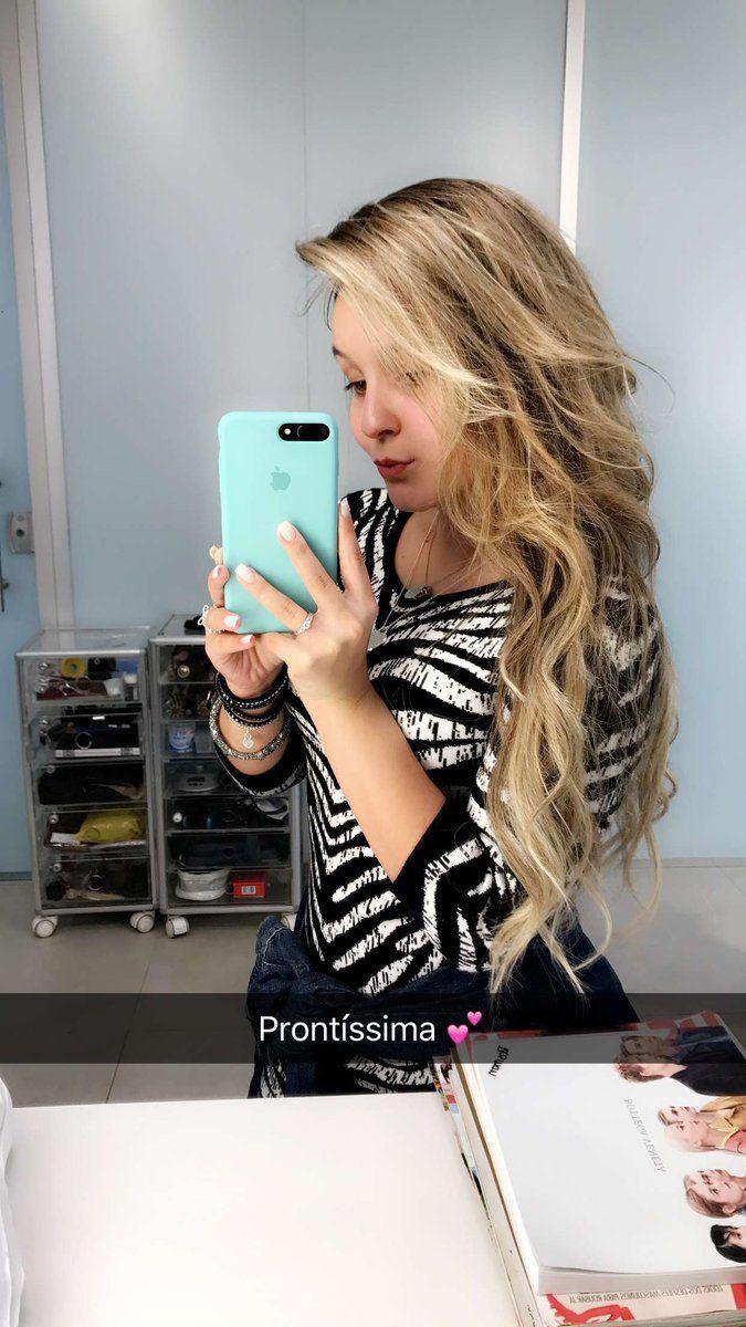 Larissa Manoela via Snapchat (larimanoella) #larinaticos #love #larissamanoela