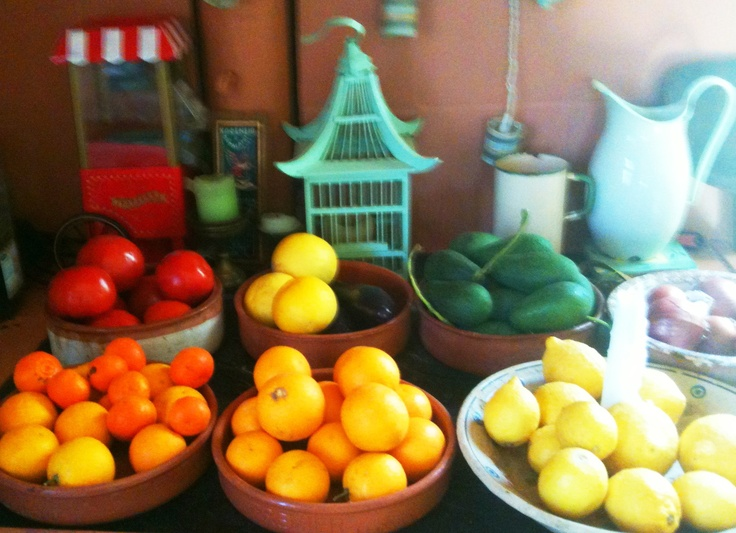 Kitchen in Kefalonia. Photo by Thalia.P.